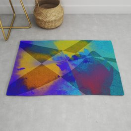 """""""Just Color Me"""" Rug"""