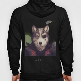 Star Team - Wolf Hoody