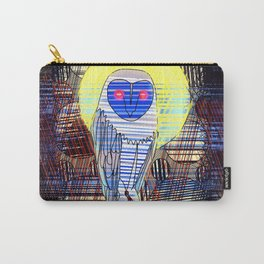 Doodle Buho Carry-All Pouch