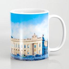 The Neoclassical Custom House In Dublin Ireland Coffee Mug