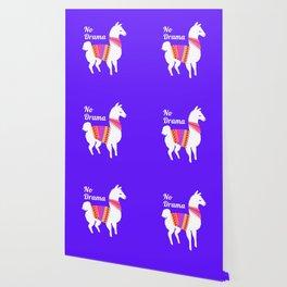 No Drama Llama Wallpaper