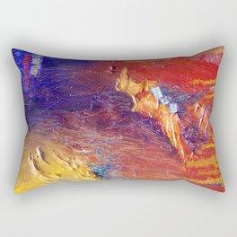 Observe by Nadia J Art Rectangular Pillow