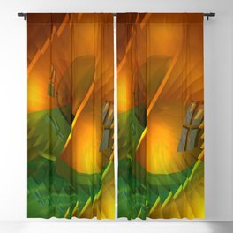 illusion -11- Blackout Curtain