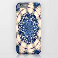 Baby's got blue eyes iPhone 6s Slim Case