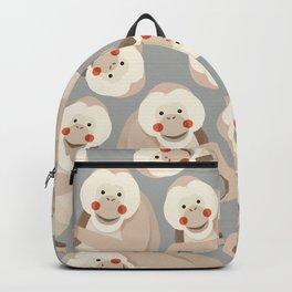 Orang Utan, Animal Portrait Backpack
