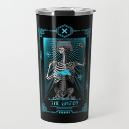 The Gamer X Tarot Card Travel Mug