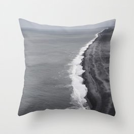 On Stranger Tides Throw Pillow