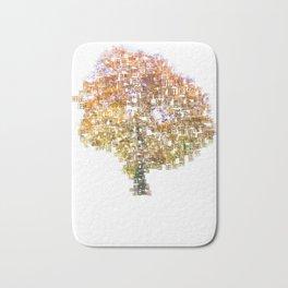 Tree of life Bath Mat