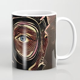 INFERNO MASK DOWNFALL Coffee Mug