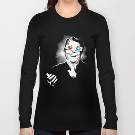 Reaganesque Long Sleeve T-shirt