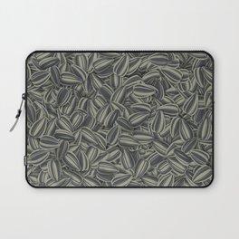 Pipas Mania (Spanish for sunflower seeds) Laptop Sleeve