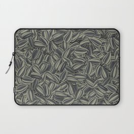 Pipas Mania (Spanish for sunflower seeds) Laptop Sleeve