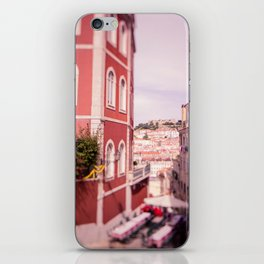 Summer in Lisbon iPhone Skin