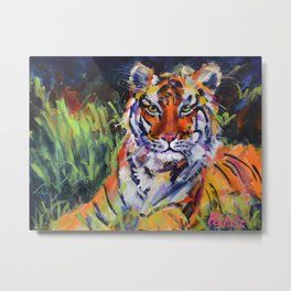 Beautiful Bengal Metal Print