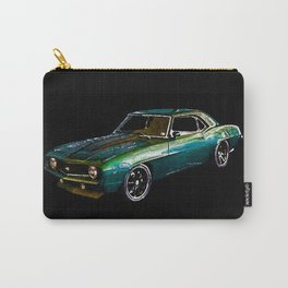1969 Camaro By Annie Zeno Carry-All Pouch