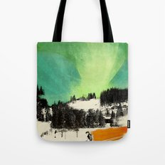 Dont Forget Northern Lights Tote Bag