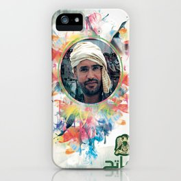 The 44th : Saif Al-Islam Gaddafi iPhone Case