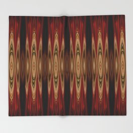 Billiards by Chris Sparks Throw Blanket