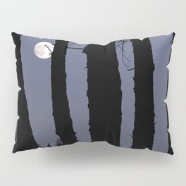 Night Moon Pillow Sham
