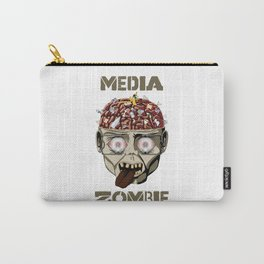Media Zombie Carry-All Pouch