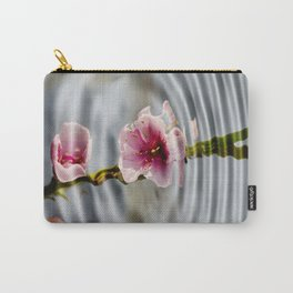 Nectarine ripples Carry-All Pouch