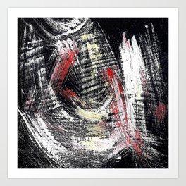 Abs 25 ing Art Print