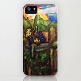 ALPES MARITIMES iPhone Case