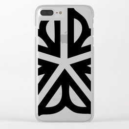 Rochester Clear iPhone Case