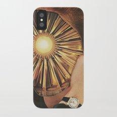 Eye of the beholder Slim Case iPhone X