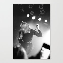 Coeur de Pirate @ The Mod Club (Toronto) Canvas Print