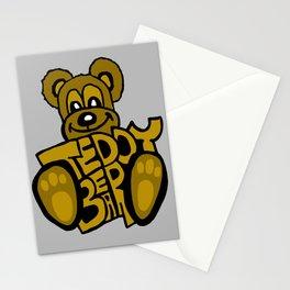 Teddy Bear Stationery Cards