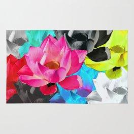 Lotus Pop Rug