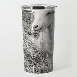 Goat Square Travel Mug