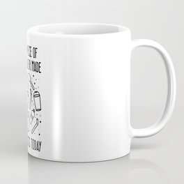 Every piece of plastic ever made still exists. Fridays for future. Climate Change. Coffee Mug