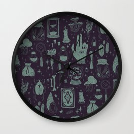 Witchcraft 2 Wall Clock