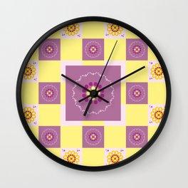 Сhildren's Geometry Wall Clock