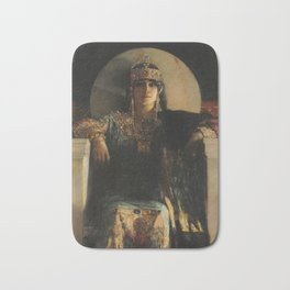 The Empress Theodora, Jean-Joseph Benjamin-Constant Bath Mat