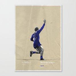 George Best - MUFC 1968 Canvas Print