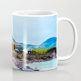 Costal Irish Village Coffee Mug