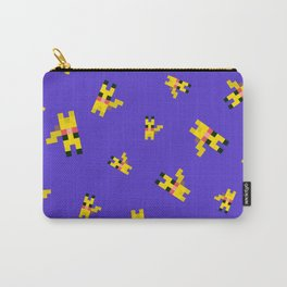 Yellow Rat Carry-All Pouch