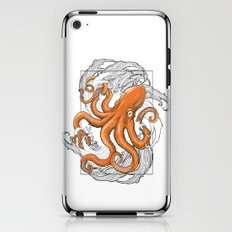 Hexapus Ink 3 iPhone & iPod Skin