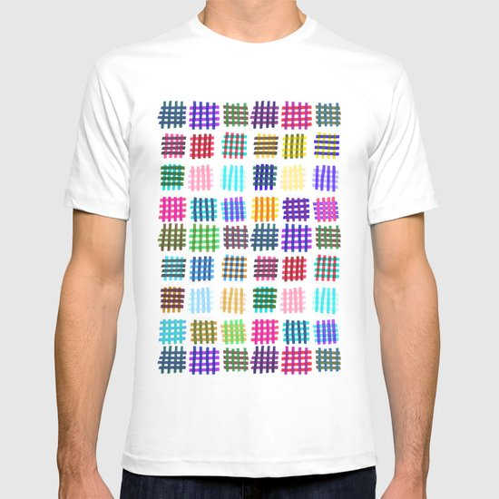 Marker Hash T-shirt