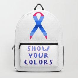 Trans Man Ribbon Backpack