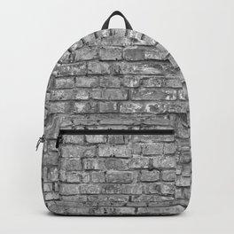 Vintage Brick Wall Backpack