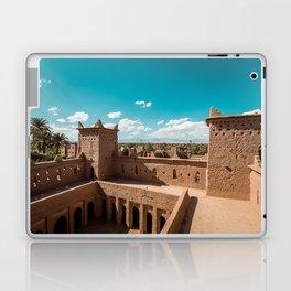 maroc temple Laptop & iPad Skin