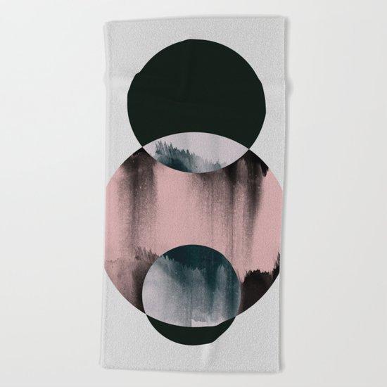 Minimalism 14 Beach Towel