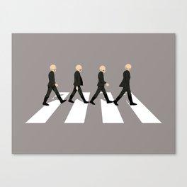 Cantina Road Canvas Print