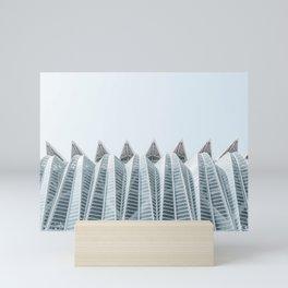 City of Arts and Sciences | Architecture by CALATRAVA | Valencia Mini Art Print