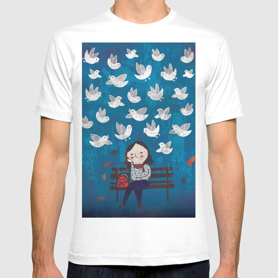 Catch sight of wonders! T-shirt