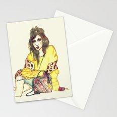 Hyuna Stationery Cards